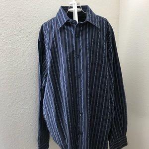 Perry Ellis Men's Shirt L
